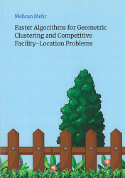 Faster Algorithms for Geometric Clustering and Competitive Facility-Location Problems